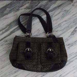 Classic Coach handbag